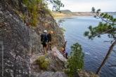Parc aventure Cap Jaseux - Saint-Fulgence - Saguenay